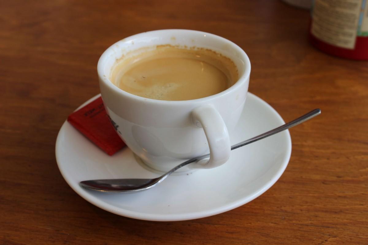 a small espresso