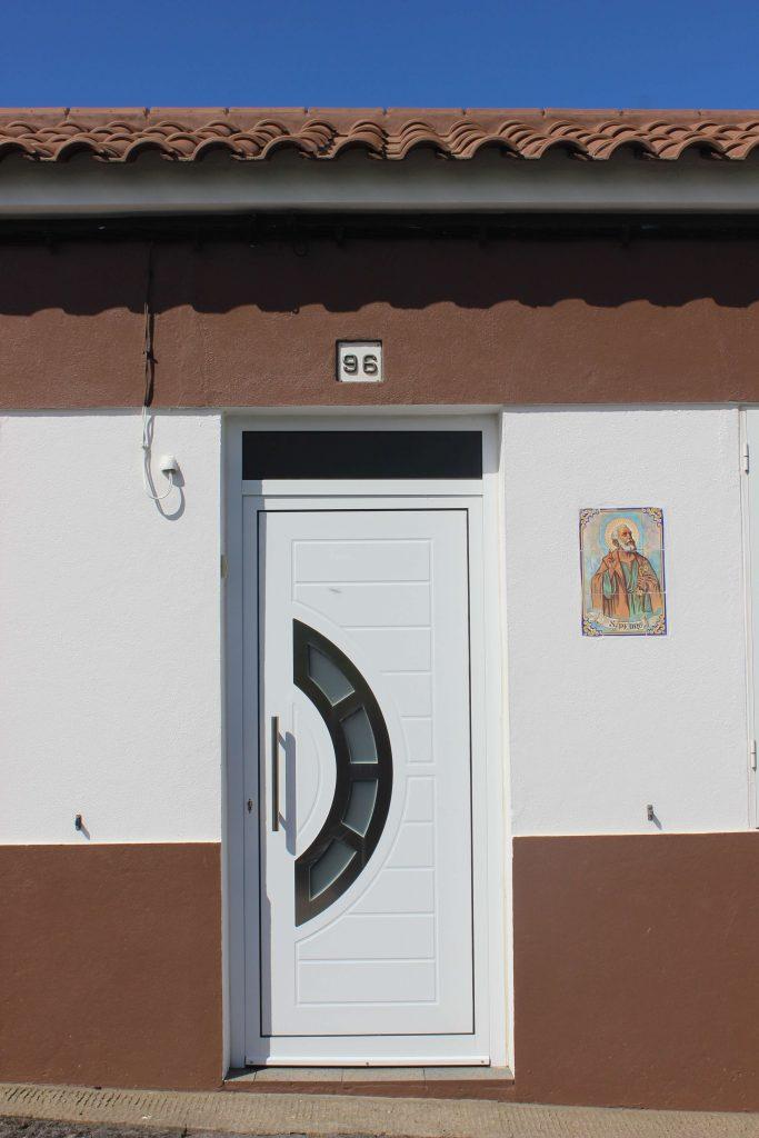 doors of Azores houses