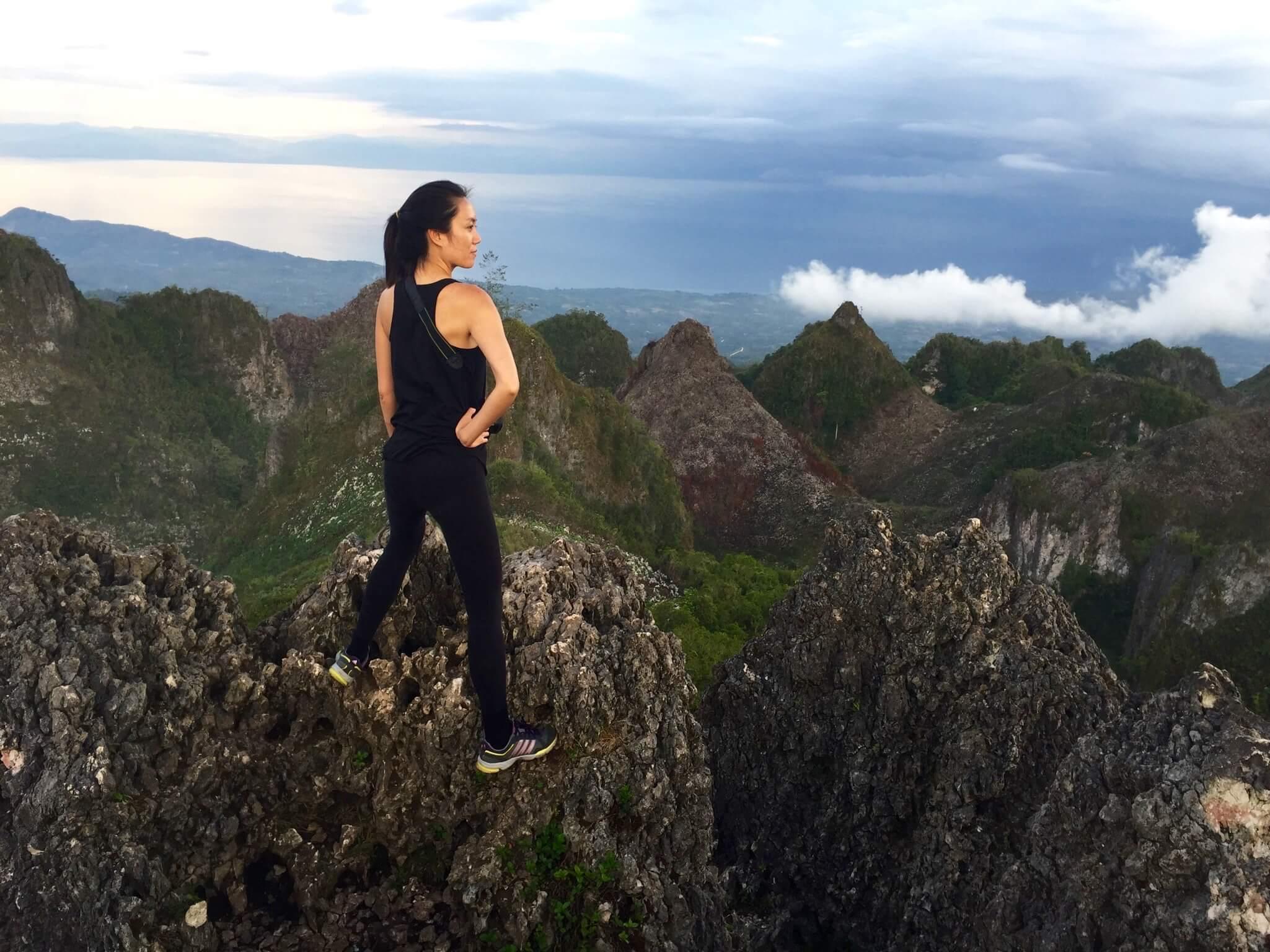 Omen Peak Cebu Philippines Suitcase Six