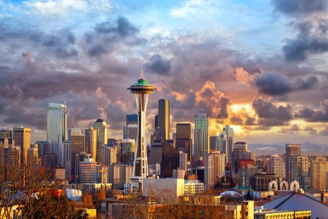 Seattle Bucket List By Dibrova,