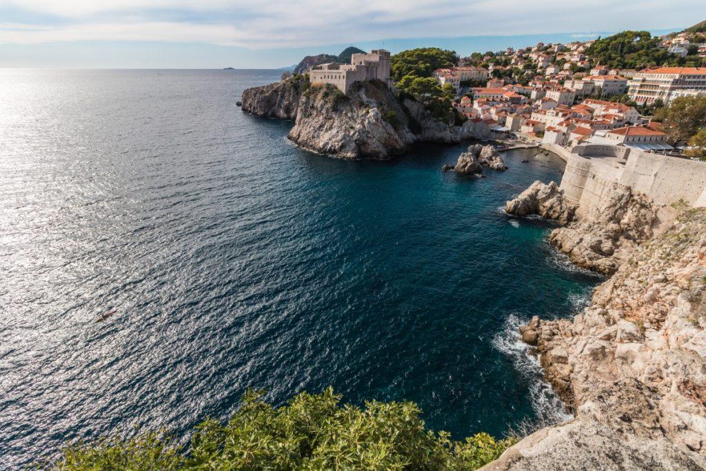 Walls of Dubrovnik, Dubrovnik, Croatia - photo by sorin-cicos-612681-unsplash
